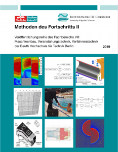 Front page book Methoden des Fortschritts II